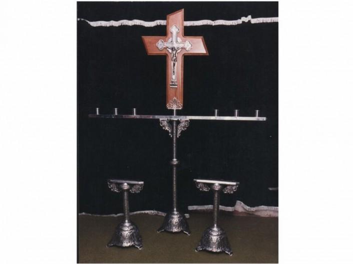 6013-Capilla Campaña 1 brazo y cruz