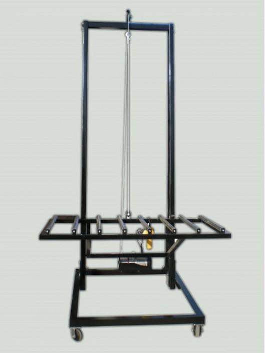 22034 - Eleva ataúdes para nichos eléctricos o manuales