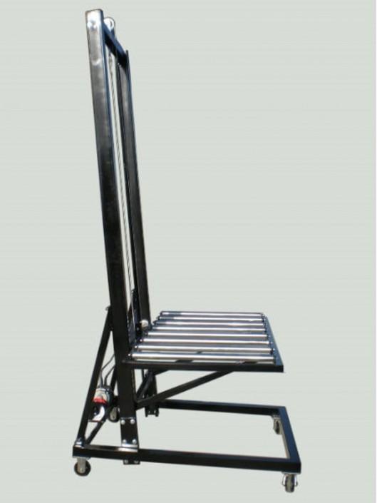 22035 - Eleva ataúdes para nichos eléctricos o manuales
